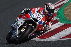 MotoGP Отчет о тренировке Довициозо стал быстрейшим в первой тренировке Гран При Италии
