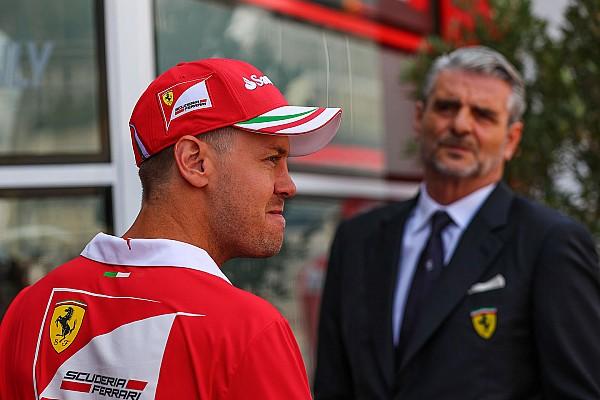 F1 Noticias de última hora Vettel: