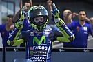Virtual Aksi Valentino Rossi di video game MotoGP 17