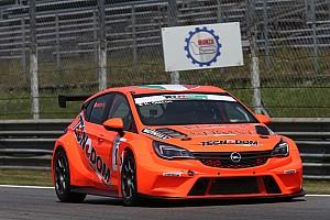 TCR Italia Qualifiche Kevin Giacon e Nicola Baldan sono i poleman di Monza