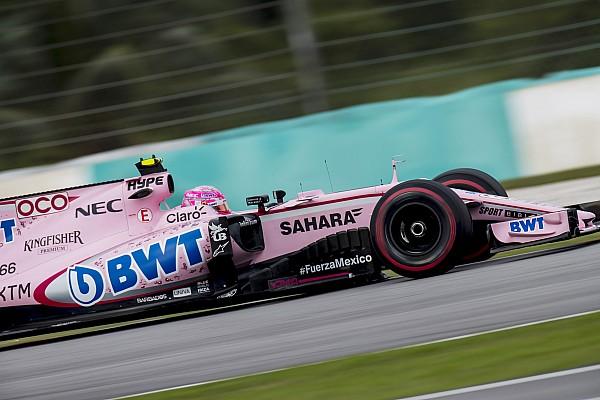 Force India ne veut pas vexer Liberty en changeant de nom