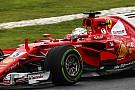 F1マレーシアGP FP2速報:ベッテルが首位も赤旗終了。アロンソ5番手