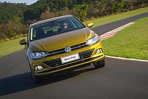 Automotivo Últimas notícias Teste rápido - Novo VW Polo 200 TSI Highline em busca da referência