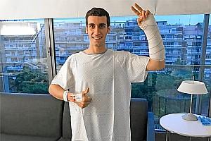 MotoGP Actualités Álex Rins opéré avec succès à Barcelone