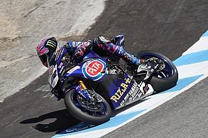 WSBK Ultime notizie Ufficiale: Alex Lowes resta alla Yamaha in SBK anche nel 2018