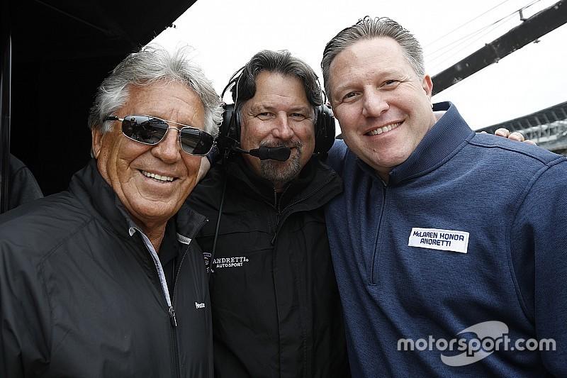 Andretti : McLaren a jusqu'à Pocono pour se décider