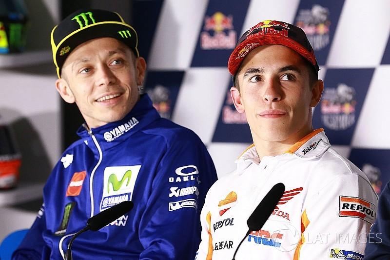 Rossi: Marquez, 2017'de hasar sınırlamada en iyiydi