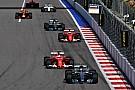 Grosse chute du nombre de dépassements en F1 en 2017