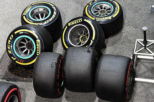 F1 Noticias de última hora Pirelli anuncia la primera selección de neumáticos para 2018