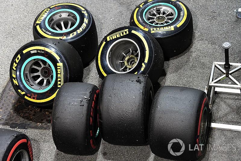 Pirelli confirme un choix de pneus inédit pour le GP de Chine