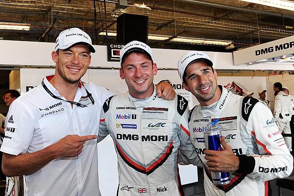 Austin WEC: Tandy grabs last-gasp pole for #1 Porsche despite scare