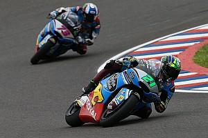Moto2 速報ニュース 【Moto2】アメリカ決勝:中上貴晶3位。モルビデリ圧巻の開幕3連勝