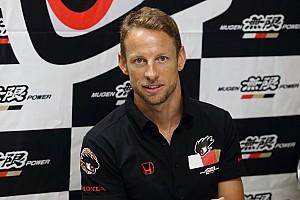 Super GT Nieuws Button in 2018 met Honda in Super GT