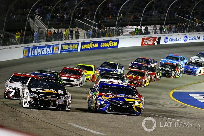 Mailbag: Should NASCAR use a choose cone for restarts?