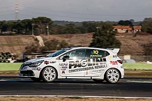 Clio Cup Italia Qualifiche Una pole a testa per Rinaldi e Sandrucci a Vallelunga