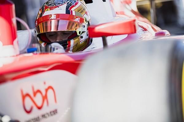 FIA F2 Relato da corrida Leclerc supera Ghiotto em corrida 1; Sette Câmara é 13º
