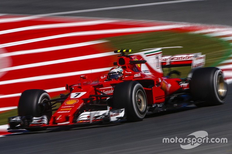 【F1】ライコネン「ミスを犯さないドライブをする必要がある」