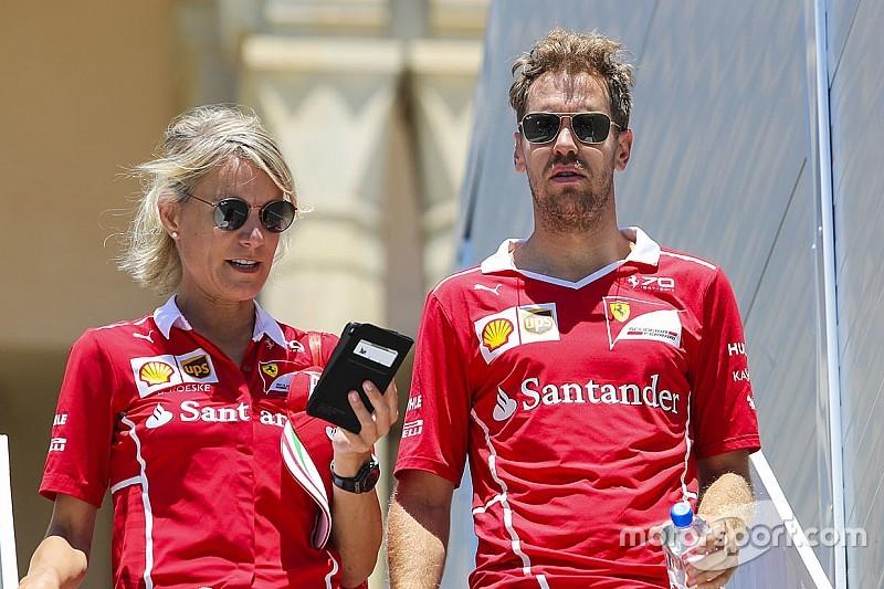 Vettel se disculpó y la FIA dio por cerrado el incidente de Bakú