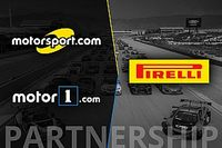 Motorsport Network neuer digitaler Medienpartner der Pirelli World Challenge