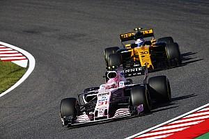 Forma-1 Interjú A Renault számára is a Force India a követendő példa