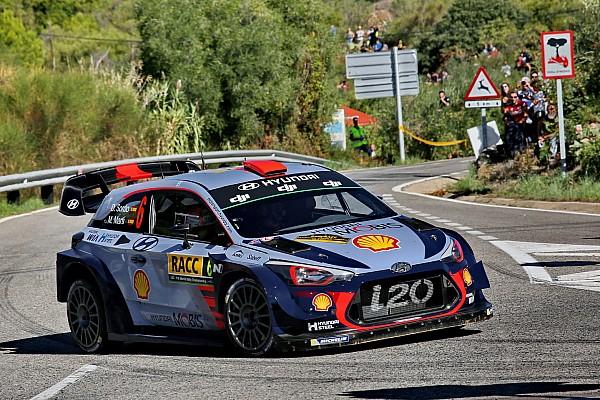 Hyundai laat Sordo thuis voor Rally van Australië
