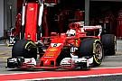 فورمولا 1 فيراري أمام خطر