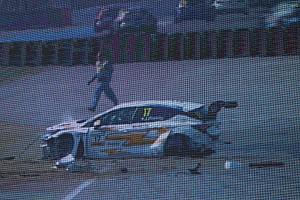 TCR Deutschland: Jasmin Preisig hospitalisé après l'accident à Hockenheim