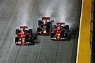 Crash al via: per la FIA è un incidente di gara senza responsabilità