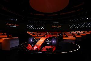 Brown: 2018 aracı yeni sponsorlarla farklı görünecek