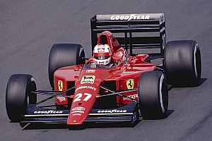 Gallery: All Ferrari F1 cars since 1950