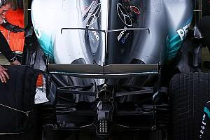 """El Mercedes """"se destaca"""" entre los autos de 2017, dicen en McLaren"""