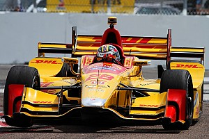 IndyCar Breaking news Hunter-Reay: IndyCar aerokit freeze won't hurt team progress