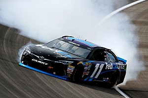 NASCAR Cup Breaking news Racers applaud new aero package and
