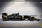 Renault reveals its 2016 F1 car and livery