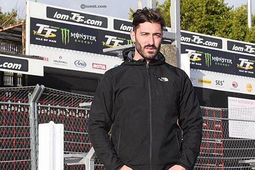 Alessandro Polita al Tourist Trophy 2016 su BMW