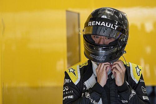 周冠宇出任雷诺F1车队试车手