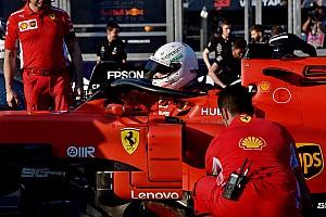 """A Ferrari csak """"hibás"""" volt Ausztráliában, nincs gond a csomaggal"""
