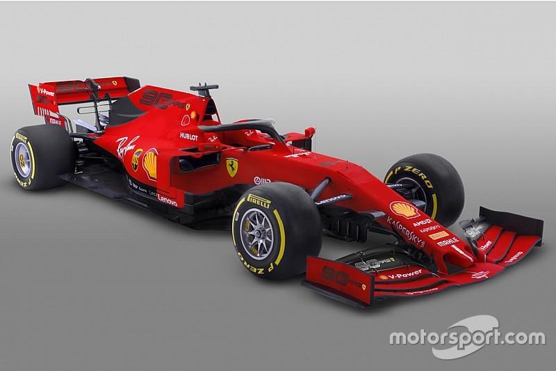 Ferrari показала ливрею для Гран При Австралии