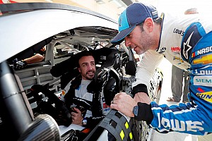 Toyota chief hints at NASCAR road course chance for Alonso