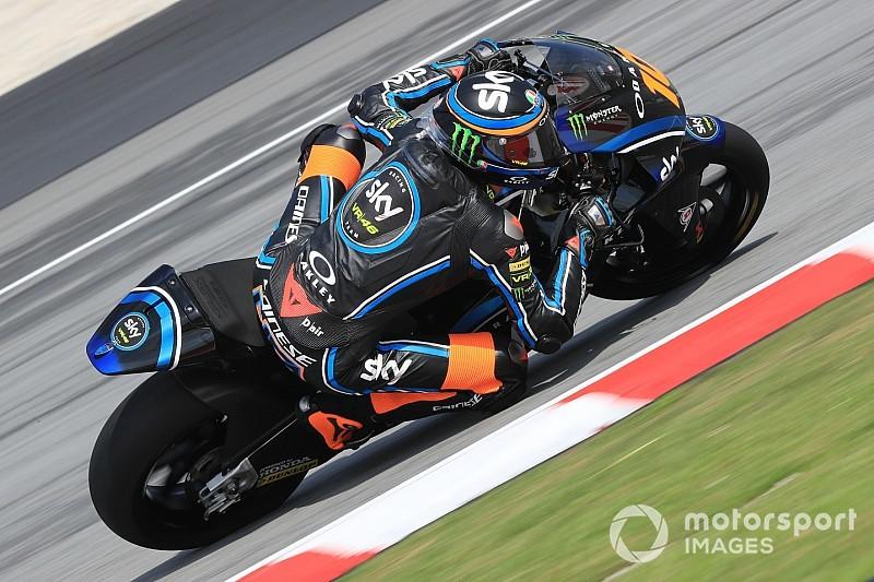 Moto2 Valencia: Luca Marini catatkan pole kedua