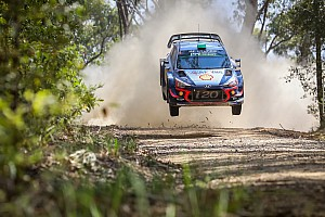 Paddon misses out on 2019 WRC seat