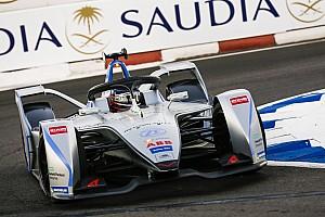 Fotogallery: gli svizzeri Buemi e Mortara nell'E-Prix di Marrakesh della Formula E