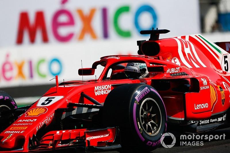 Vettel in crisi di gomme: