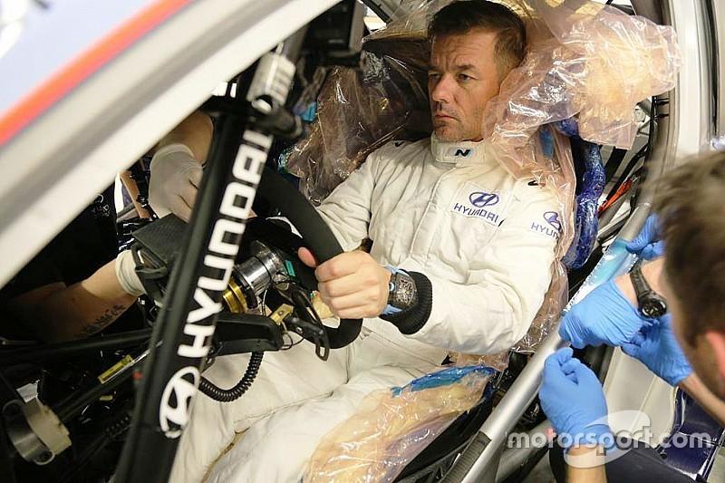 Dakar und Monte hintereinander: Hektische Wochen für Sebastien Loeb