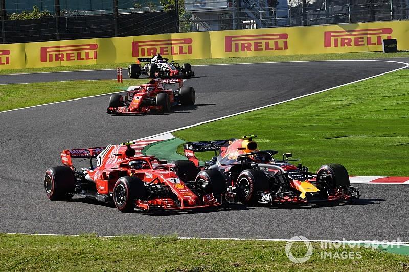 Raikkonen no cree que Verstappen haya tenido mala intención
