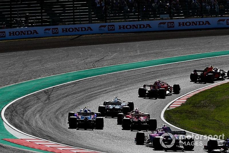 Verstappen'in Japonya'daki