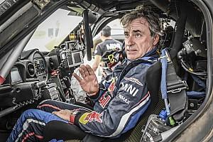 Sainz, sobre el Dakar 2019: