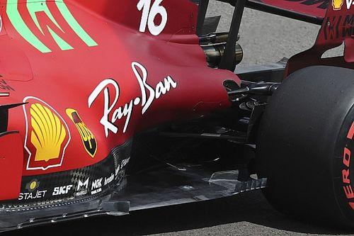 Ferrari: ecco il fondo modificato usato da Leclerc