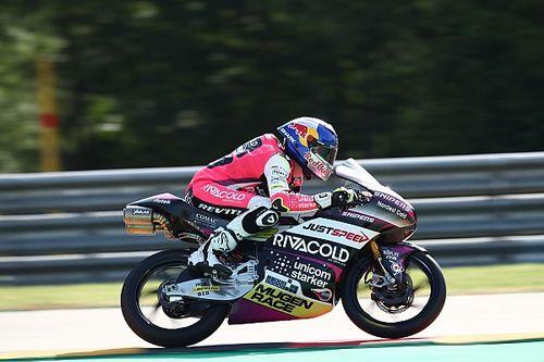 Hasil Kualifikasi Moto3 Jerman: Salac Pole Perdana, Binder Black Flag