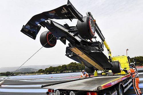 F1: piezas del motor usadas por piloto hasta ahora